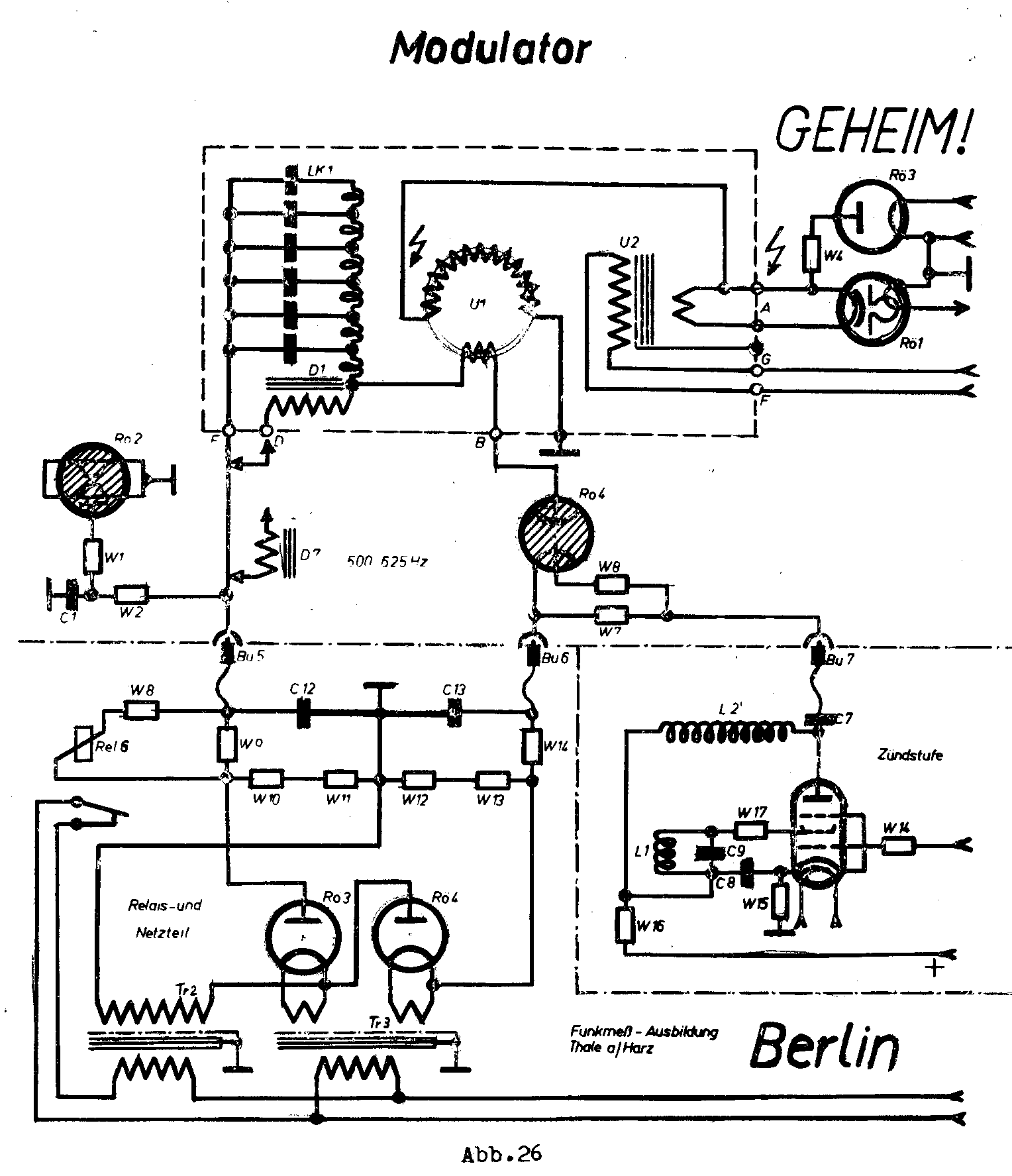 Magnetron Wiring Diagram Schematic 2019 9118 Converter Magneto And Transformer Of 2002